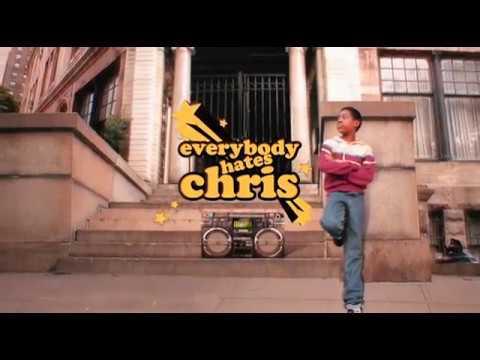Заставка к сериалу Все ненавидят Криса
