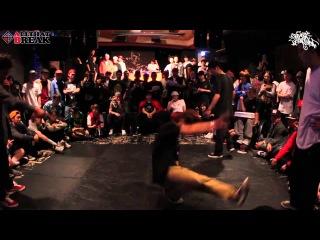 Row Family vs Platon Crew / Top16_3 / Rockin Sensation Vol.6 /