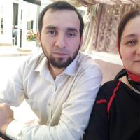 Фотография анкеты Ахмада Черного ВКонтакте