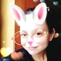 Фотография страницы Анастасии Сенькиной ВКонтакте