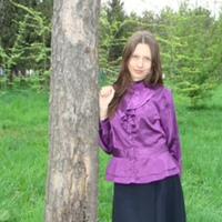 Фотография страницы Лены Каракон-Губиной ВКонтакте