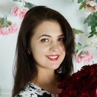Фотография страницы Насти Романовой ВКонтакте