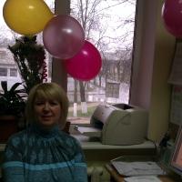 Личная фотография Галины Костроминой