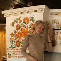 Фотография страницы Татьяны Хяргинен ВКонтакте