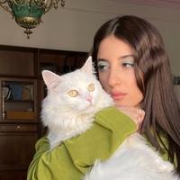 Кристина Саркисян в друзьях у Егора
