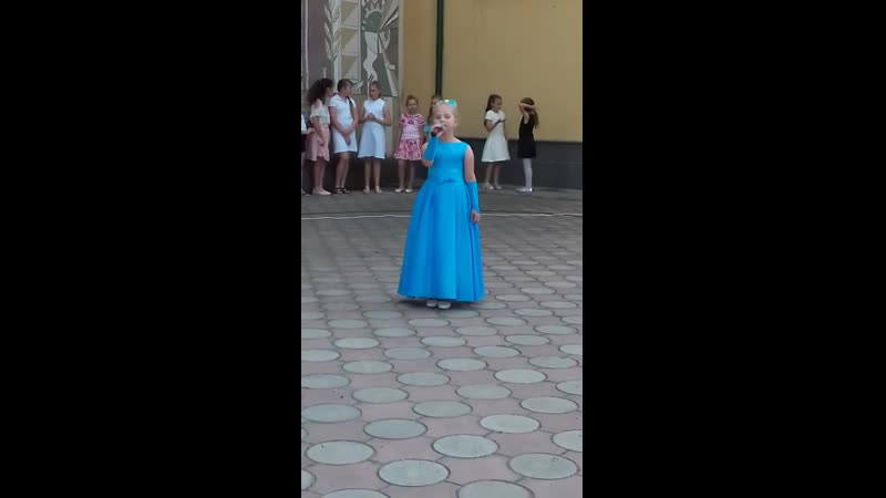 Полина Дорофеева ,,Шарики-фонарики,, День города 18