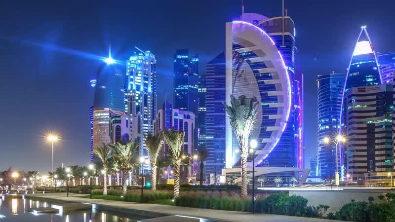 SoundDesign Doha trip Qatar Timelapse Hyperlapse