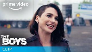 "The Boys Season 2 - First Look Clip: ""I'm Stormfront"" | Amazon Prime"