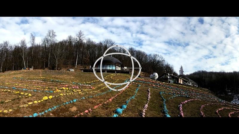 Damanhur in 360° footage: Portal R7 visits the community