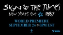 Prince - Sign O' The Times (Live at Paisley Park 12/31/87) | World Premiere