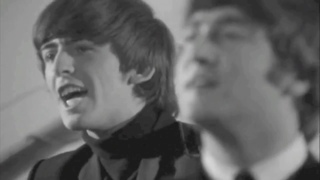 "The  Beatles ""I'm Happy Just To Dance With You"""