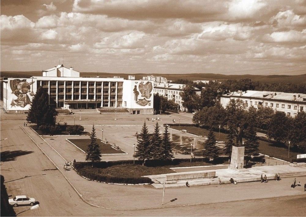 Старый Первоуральск: