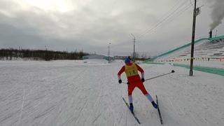 Лыжня России 2021, Воркута