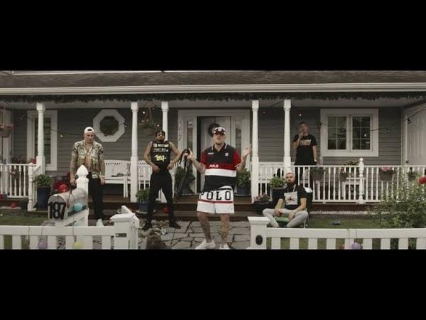 GZUZ ft. BONEZ MC LX SA4 MAXWELL ►187◄ (prod.Kingside)(187 Allstars)