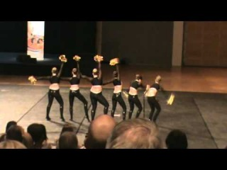 Dandelions Cheer Crew  - Junior Elite NM 2012
