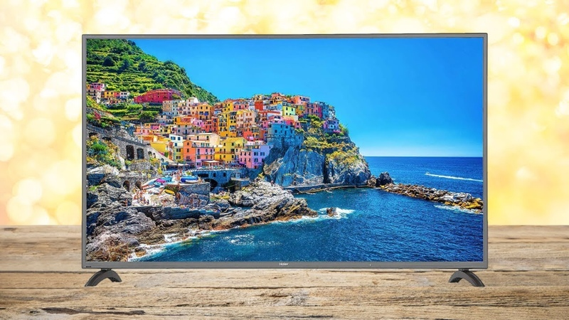 Haier LE55B9500U | 55 inches 4K UHD LED TV | Best Price By Amazon🔥🔥🔥