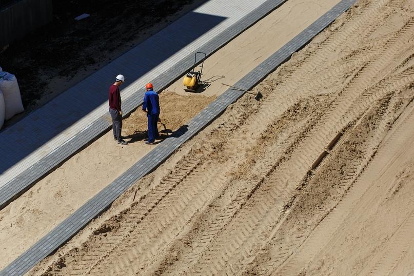 Отчет о ходе строительства ЖК «Ожогино» июнь 2020, изображение №6