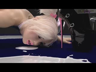 3d shemale cum party - better futanari cumshots compilation, a lot of sperm