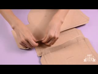 DIY Backpack _ Art IDEA _ How To Make Backpack Without Sewing machine