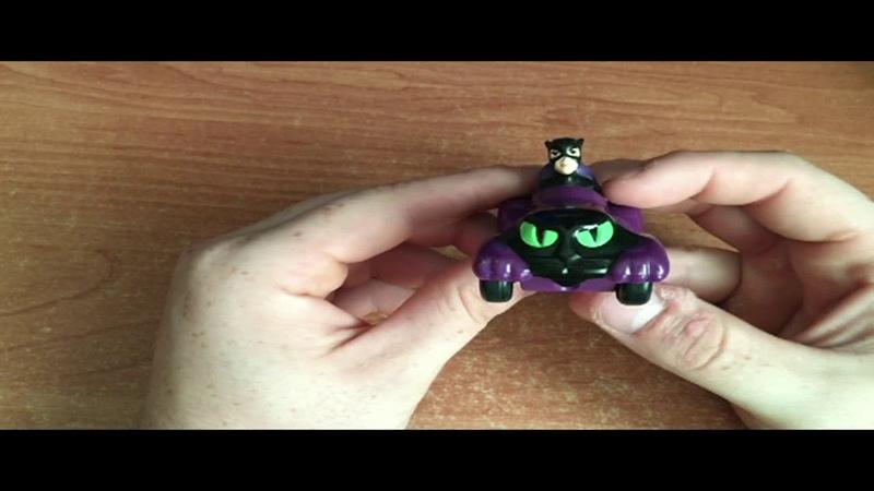 Игрушки-90х(обзор человека паука)