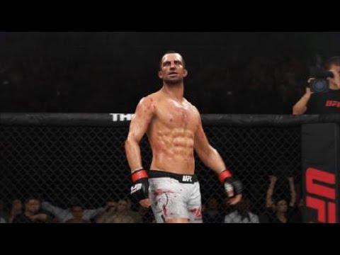 VBL UFC 3 24 Luke Rokhold VS Kelvin Gastelum