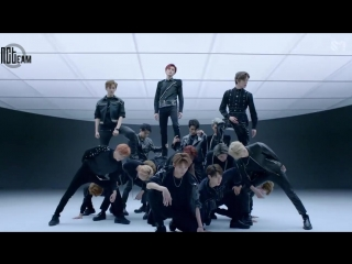 РУС.СУБ + КИРИЛЛИЗАЦИЯ NCT 2018 - Black on Black MV (Performance Ver.)