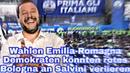 Wahlen Emilia-Romagna Demokraten könnten rotes Bologna an Salvinis LEGA verlieren