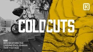 Basford BTS The Unsung Englishman - Kink BMX Cold Cuts Ep. 2