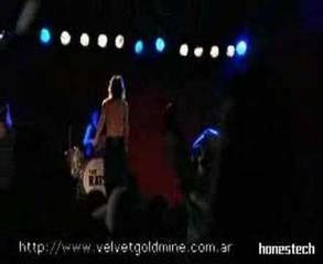 Velvet Goldmine - TV Eye
