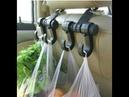 Портативный автомобильный крюк (ссылка на товар в описании видео)