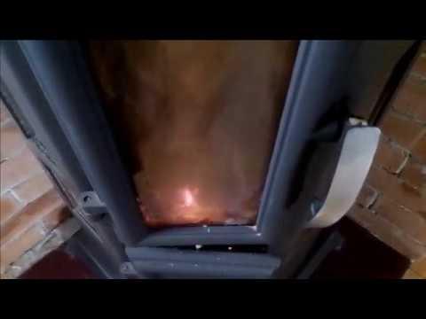 Растопка печи Термофор Статика - Квинта