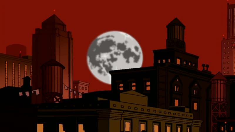 Бэтмен 2004 S2E6 Питомец Sub Toon Inc