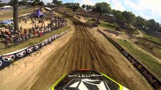 GoPro HD: Ryan Villopoto Moto 2 - Southwick MX Lucas Oil Pro Motocross Championship 2013