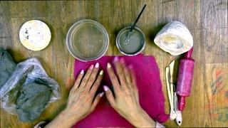 «Этапы создания образов/игрушек из глины». Онлайн мастер –класс