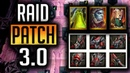 RAID   Patch 3.0 Official release Information!