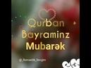 Qurban bayrami tebrikleri