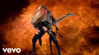 The Great Kat - Paganini, Mozart And Shredssissimo (Official Video)