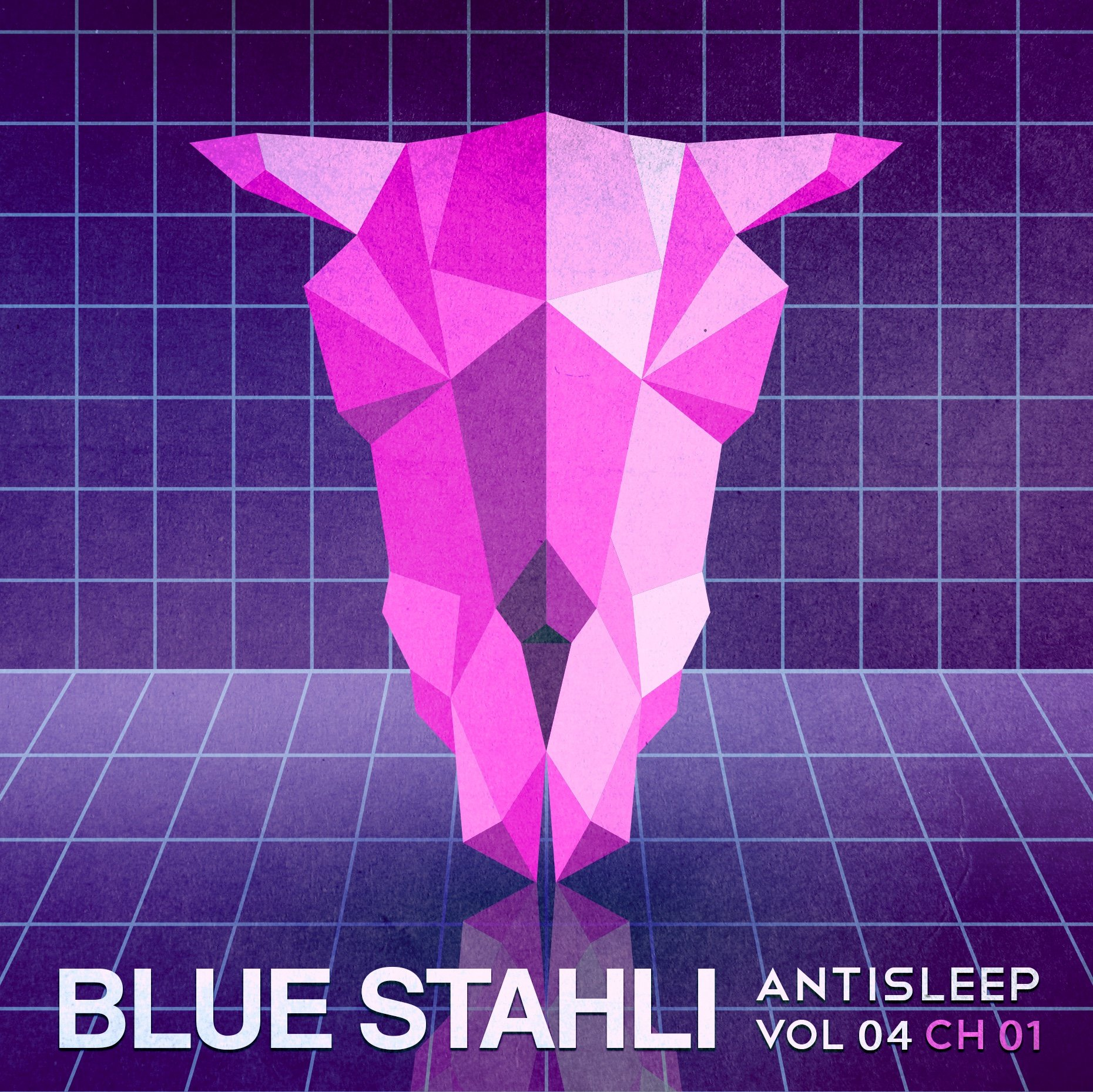 Blue Stahli album Antisleep Vol. 04 (Ch. 01)