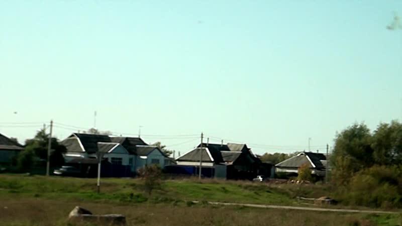 Едем едем в соседнее село маршрут 5 й 2020 г сентябрь