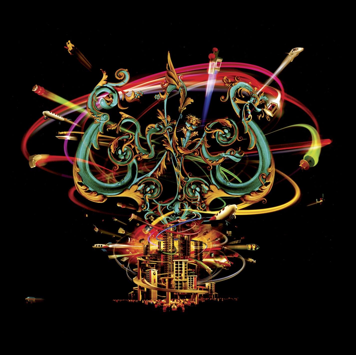 The Earlies album The Enemy Chorus