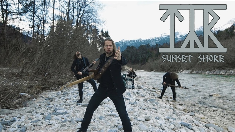 TÝR Sunset Shore OFFICIAL VIDEO