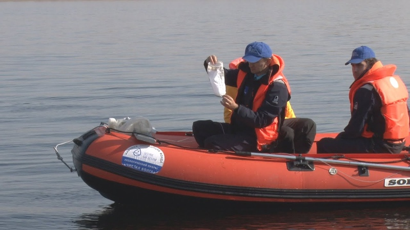 Воду в реке Волга в Волгограде протестировали на новый загрязнитель