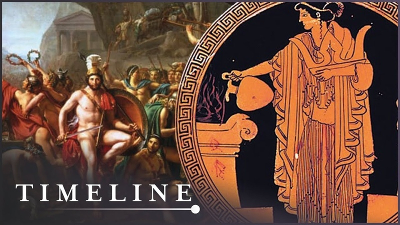 The Opposite Lifestyles Of Sparta And Athens The Spartans Ancient Greece Documentary Timeline