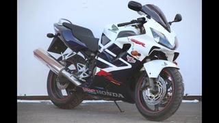 МОТОБАЗА.№ 1627 Honda CBR 600 F4 i 2002 год..
