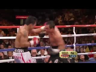 2-й бой между мэнни пакьяо и хуаном мануэлем маркесом[highlights]