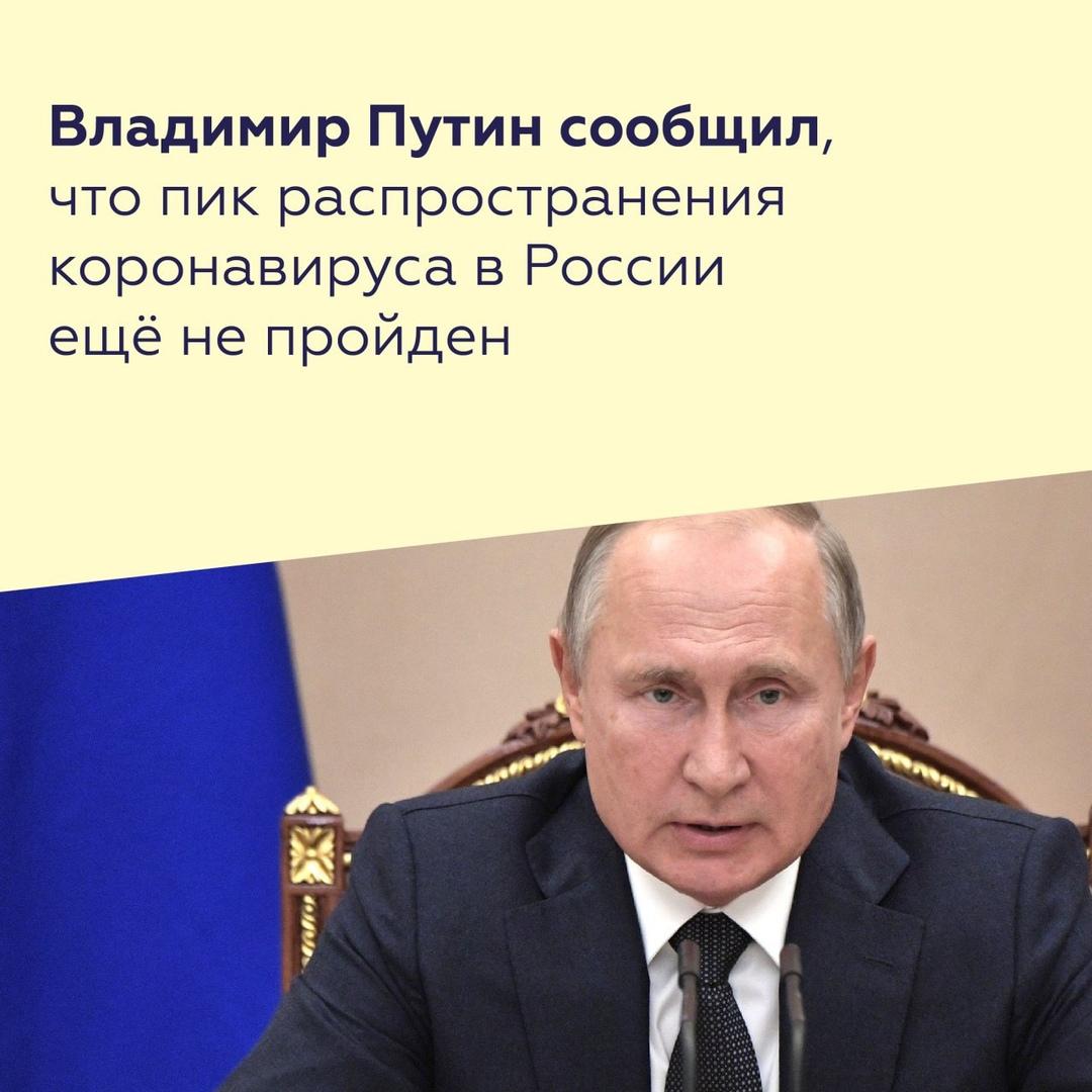 Инфографика: Коронавирусная инфекция в России