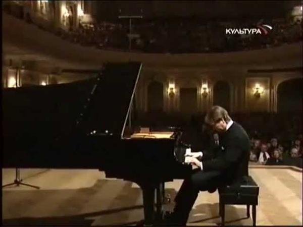 M. Pletnev, Vanished days op. 57, nr. 1 (Grieg)