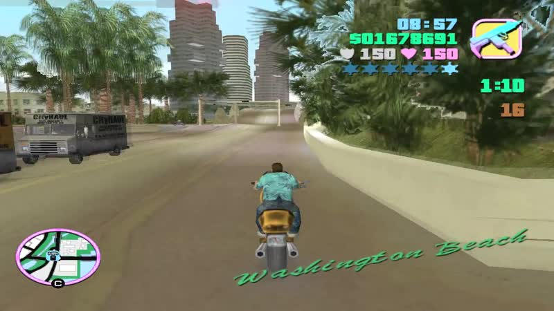 GTA Vice City Жажда смерти 31