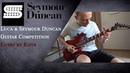 Luca Seymour Duncan Competition – ''KOTR''