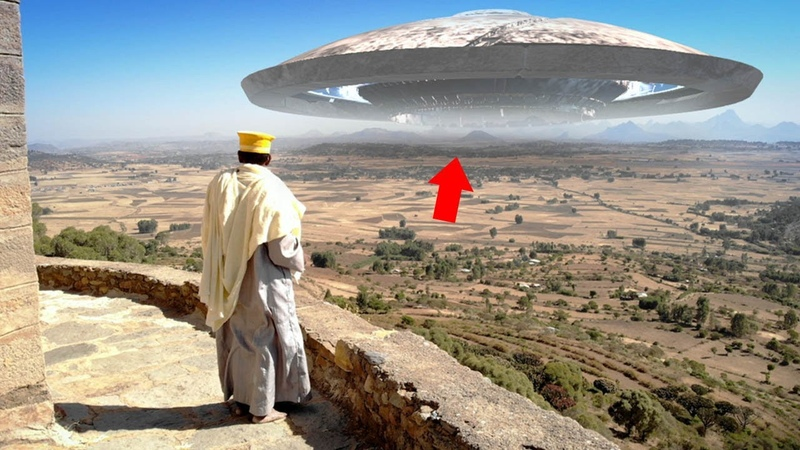 Massive UFO Fleet over Africa Spooky UFO Sightings Unexpected UFO Sightings